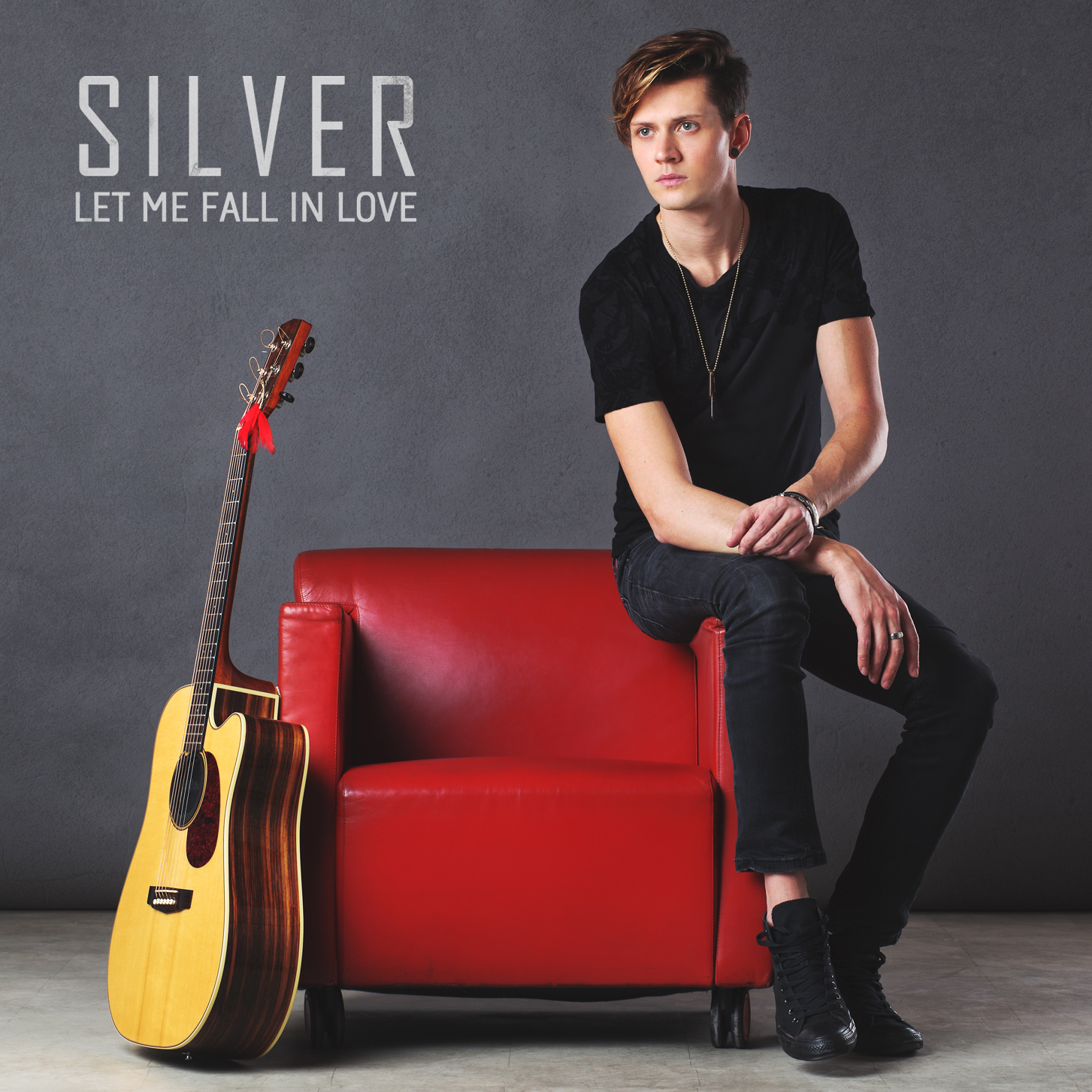 Cover: Let me fall in love (2018)